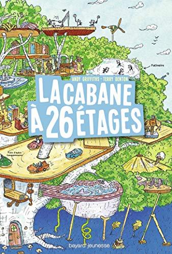 La cabane à 13 étages, Tome 02: La cabane à 26 étages