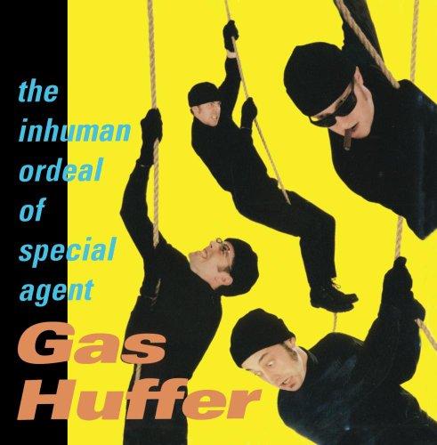 Inhuman Ordeal of Special Agen [Vinyl LP]