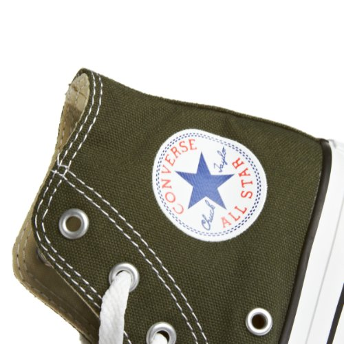 CONVERSE CT ALL STAR HI 332306C Unisex - bambino Scarpe sportive (Kombu Green)