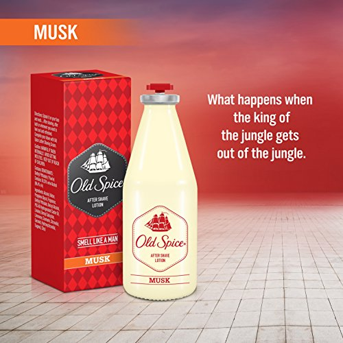 Old Spice After Shave Lotion - 150 ml (Musk)