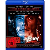 Leon + Men of War - Double Feature - Limited Edition