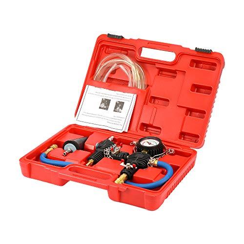 Zitainn Attrezzi speciali per auto, Pompa del vuoto Sistema di raffreddamento Antigelo Iniettore Kit di sostituzione auto antigelo per raffreddamento auto