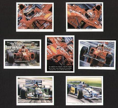 Les Cartes Ringmaster Michael Schumacher Collectionneurs