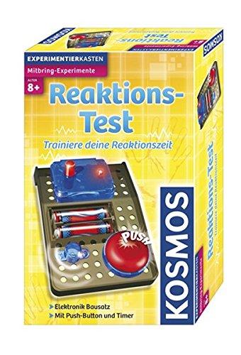 Preisvergleich Produktbild Kosmos 657260 - Reaktions-Test Experiment