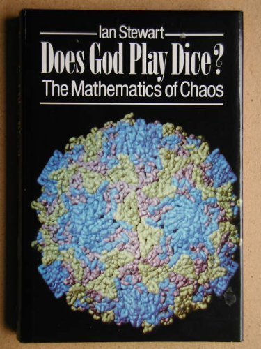 Does God Play Dice: The Mathematics of Chaos by Stewart, Ian (1990) Hardcover