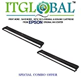 #3: Epson LX 1310 [Pack of 2] Original Ribbon Cartridge--Special ITGLOBAL Combo With Scratch & Win Reward Offer - From ITGLOBAL