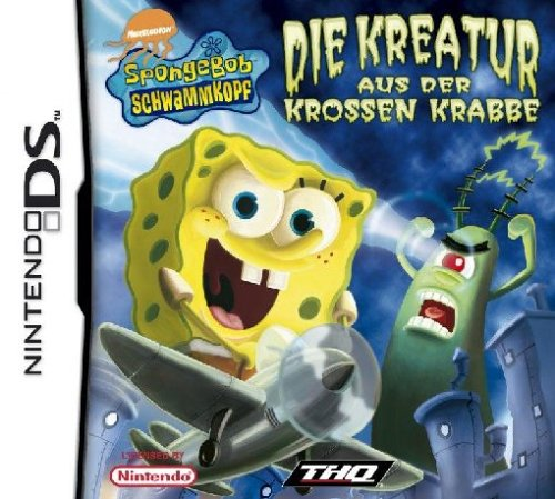 THQ Entertainment GmbH SpongeBob Schwammkopf - Kreatur aus der krossen Krabbe