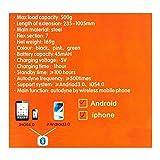 Saxonia Bluetooth Selfie Stick Stange Stab Farbe: Schwarz | Universal Monopod Handy-Halterung ausziehbar Bild 8