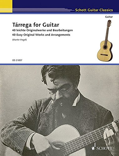 Tarrega for Guitar Guitare