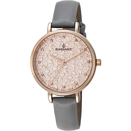 Radiant watch RA431603 Woman Pink Leather Quartz