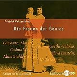 Die Frauen der Genies, 2 Audio-CDs