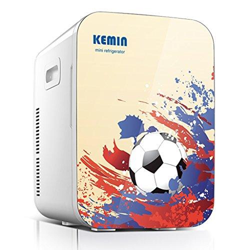 Auto Kühlschrank Creative Light- 20L Double Refrigeration Mini Kleine Kühlschrank Kleine Haushalt Mini Schlafsaal Car Home Dual-Use kalt und warm (Farbe : 1)