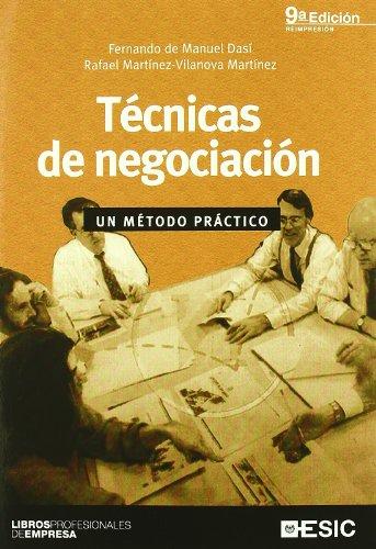 Técnicas de negociación (11ª ed.) (Libros profesionales)