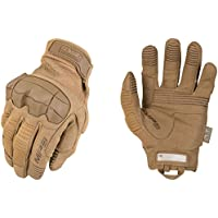 Mechanix Wear - M-Pact 3 Coyote Tactical Gloves (Small, Brown)