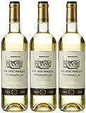 CH Rousseau Monbazillac Vin Blanc Liquoreux 75 cl - Lot de 6