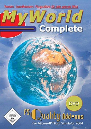 Koch Media Deutschland GmbH Flight Simulator 2004 - My World 2005 Complete