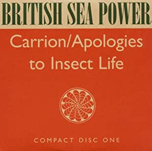 Carrion/Apologies To Insect Life [CD 1]