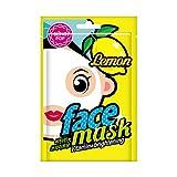 Maschera viso idratante & rafraichissant–vitaminizzato a L' estratto di limone