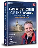 Greatest Cities in the World Series One & Two [DVD] [Import anglais]