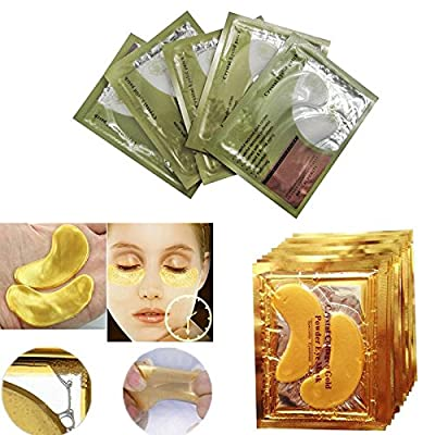 MSmask Collagen Eye Zone Mask Under eye soothe patches pads Energizing Multi-functional Anti Ageing Crystal Anti-Winkle by MSmask