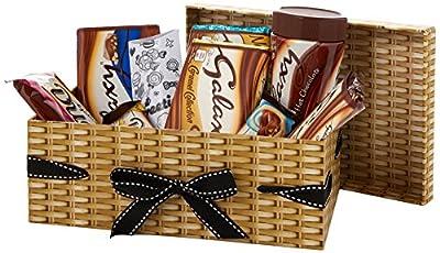 Galaxy Chocolate Lovers Treasure Hamper Gift Box from Moreton Gifts