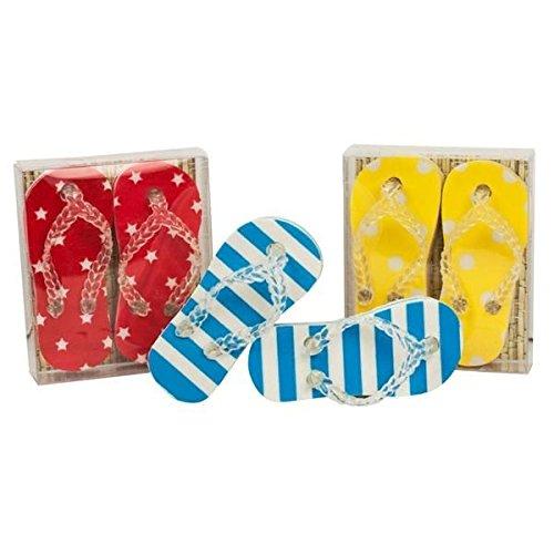 Radiergummi Collection, Flip Flop, 2er Set