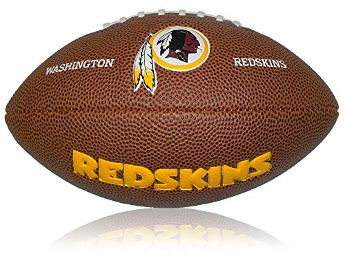 Wilson NFL Mini Washington Redskins Logo Football