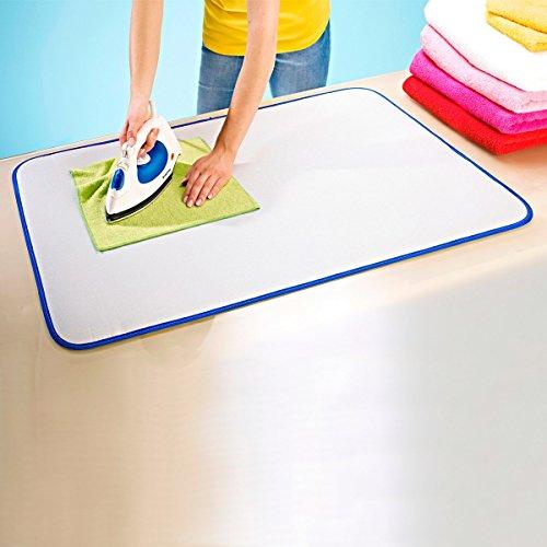 Bügel-Tischauflage , Auflage für Tische zum Bügeln ohne Bügelbrett