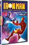 Iron Man: Armored Adventures Season 2 Vol 3 / (Ws) [DVD] [Region 1] [NTSC] [US Import]