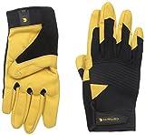 Best Carhartt Gloves For Men - Carhartt Men's Flex Tough Ii Glove, Black/Barley, Medium Review
