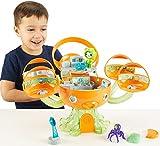Octonauts Sea-Slimed Octopod Playset
