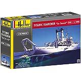 """Heller - 80615 - Maqueta para construir - Titanic Searcher """"Le Suroit"""" - 1/200"""
