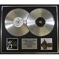 B.B.KING/DOPPO CD PLATINO DISC RECORD/Edizione LTD/Certificato di autenticità/HIS DEFINITIVE GREATEST HITS & ONE KIND