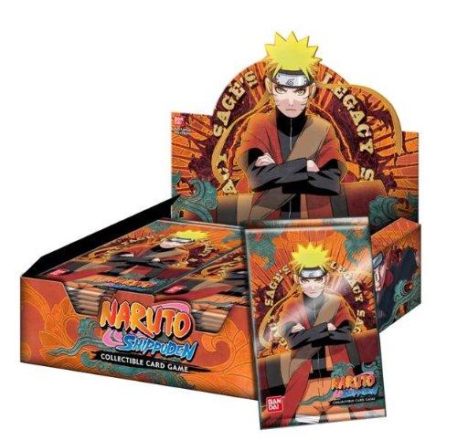 Naruto Trading Cards - Booster Display (30 x Booster gebraucht kaufen  Wird an jeden Ort in Deutschland