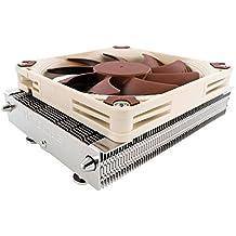 Noctua NH-L9A - Ventilador de CPU (diámetro del ventilador: 92 mm), marrón