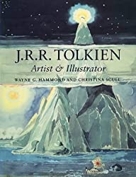 J.R.R.Tolkien: Artist and Illustrator by Wayne G. Hammond (1995-10-31)