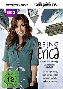 Being Erica - Alles auf Anfang (Die komplette Staffel 2) [3 DVDs] [Edizione: Germania]