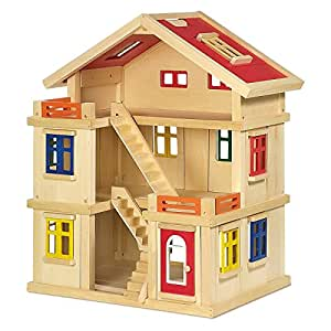 small foot company 4621 PUPPENHAUS, Deluxe