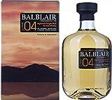Balblair Vintage 2004 mit Geschenkverpackung  Whisky (1 x 1 l)