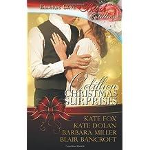 Cotillion Christmas Surprises by Kate Fox (3-Dec-2012) Paperback
