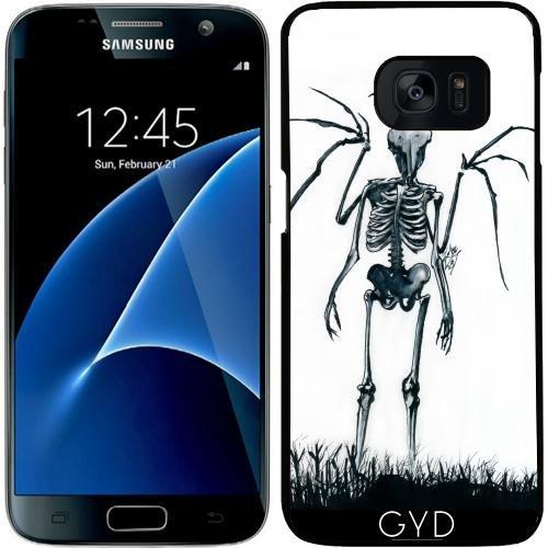 Hülle für Samsung Galaxy S7 - Das Jersey Teufel Ist Mein Freund by - Teufel-ideen Für Halloween