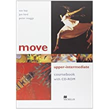 Move Upper Intermediate: Coursebook with CD-ROM by Sue Kay (19-Jan-2006) Paperback