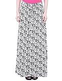 Oxolloxo Women long floral skirt