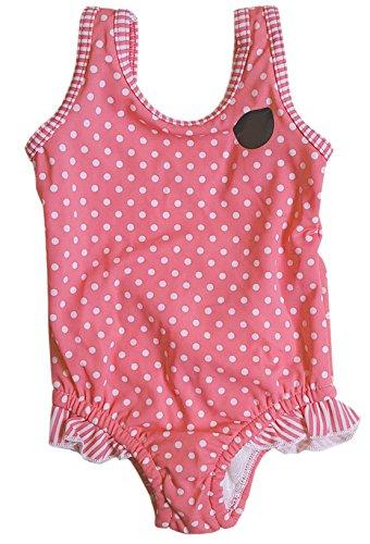 Baby-Badeanzug 3-24 Monate Baby Badeanzug Schwimmanzug Mädchen Bademode (9-12Mnth)