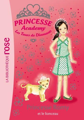 Princesse Academy 41 - Princesse Romy et le lionceau