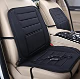 RUIRUI Cuscino di riscaldamento automobilistico - carro universale a sede singola 12V riscaldamento invernale , B