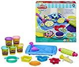 Play-Doh Sweet Shoppe Cookie Creations PDH Core Fabrica de Galletas (Hasbro B0307EU6)