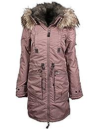 Suchergebnis auf für: Mantel Rosa khujo: Bekleidung