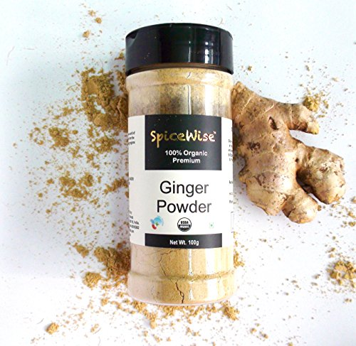 Spicewise Organic Ginger Powder, 100 grams  available at amazon for Rs.140