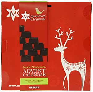 Montezuma's Dark Chocolate Advent Calendar (Packaging May Vary)